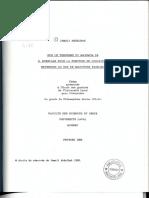 Le Théorème du Maximum - Mathematics Université Laval 1988