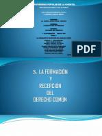 Exposicón Historia Del Derecho Eq.2