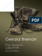 Gerald Brenan - The Spanish Labyrinth - 2014 - Cambridge University Press