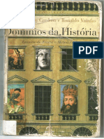 DOMÍNIOS DA HISTORIA