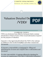 VDD Presentation