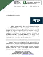 Divorcio Litigioso _ com filhos_com bens_pedro lima do monte.doc