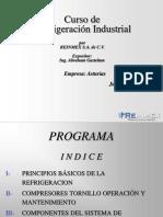 Curso de refrigeración industrial