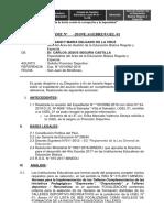 Pedido Tecnico Deportivo 2019