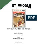 P-104 - Os Traficantes de Alaze - William Voltz.doc