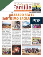 EL AMIGO DE LA FAMILIA 10 febrero 2o19