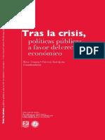 TrasLaCrisisPolíticasPúblicasAFavorCrecimientoEconomico Intro