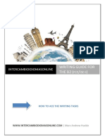 b2 Guide to Writing English Version