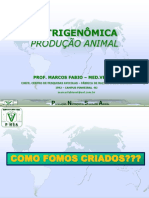 Nutrigenômica Animal