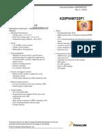 Datasheet MK20DX256VLH7.pdf