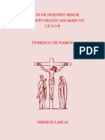 PASIÓN DE NUESTRO SEÑOR JESUCRISTO SEGÚN SAN MARCOS.pdf