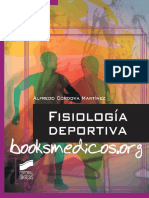 Fisiologia Deportiva Cordova Martinez