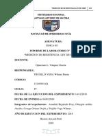 LABORATORIO N° 04 FISICA III 2019