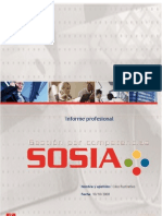 informe SOSIA