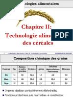 technologie céréales