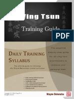 WBVTS-TrainingPlan