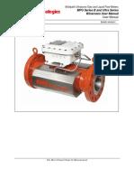 Manual de Usuario MPU Series B and Ultra Series