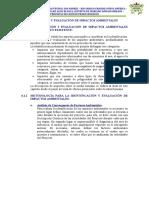 4. Identificación y Evaluación de Impactos Ok