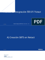 Manual de Integracion SRAN Netact .pptx