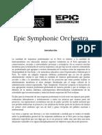 Epic Symphonic Orchestra
