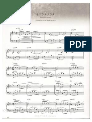 NEW Nier Gestalt /& Replicant Piano Collections score