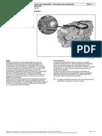 Sensor de Presión Del Combustible - Descripción Del Componente
