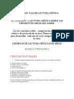 EJEMPLOS DE LECTURA CRITICA Primaria.docx