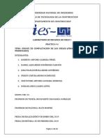 Mecanica de Suelo Informe 6