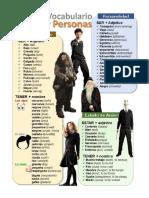 Características de personas A1
