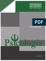 Psicopatologiìa 4° ME