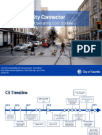Center City Connector - February Presentation