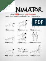 Reanimator Workout