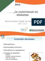 Abordagem Nutricional Diabetes Mellitus