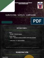 Sepsis Surviving Campain
