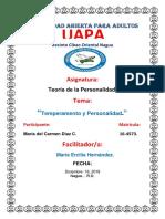 Tarea 7, De Teoría de La Personalidad.