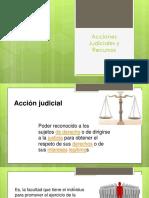 acciones Judiciales