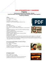 Programa Cine Indigena