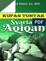 syariat aqiqoh