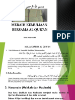 Meraih Mulia Dg Al Qur'An