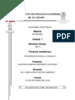 Investigacion Prodructo Total, Medio y Marginal