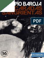 Las mascaradas sangrientas - Pio Baroja.pdf