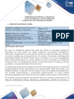 Syllabus Del Curso Electrónica Digital