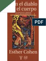 Con El Diablo en El Cuerpo - Esther Cohen