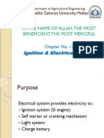 Chapter No. 12 Ignition & Electrical System.ppt