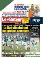 LE BUTEUR PDF du 23/10/2010