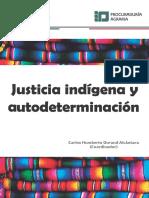 Justicia indígena y autodeterminación