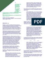 Cases 2 Dcwd v. Csc 201 Scra 605 Onwards