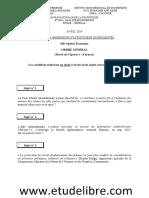 Td Macro l1 Dossier 2007 08