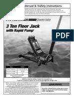 Floor Jack Pitsburg