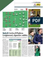 La Provincia Di Cremona 09-02-2019 - Serie B